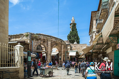 2017-05-25 (2) Way of the Cross, Church of the Holy Sepulcher (25 of 46)