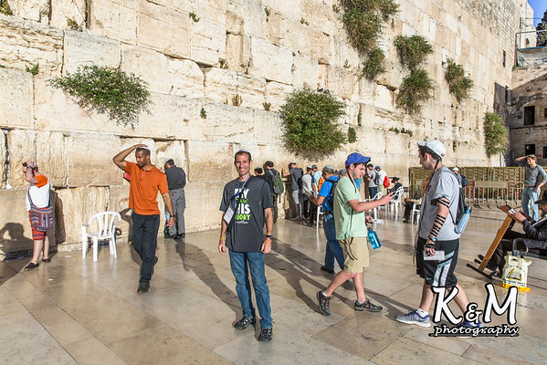2017-05-21 (2) Jerusalem, Western Wall & Tunnel