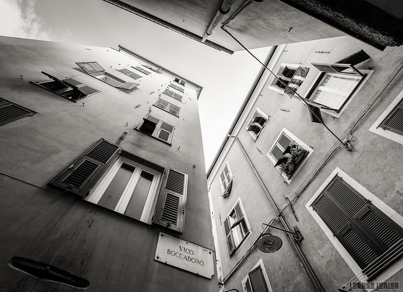 Genoa Streets