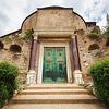 Temple Of Romulus Entrance