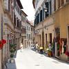 Street shots around Multepulciano
