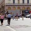 Area around the Piazza di Spagna (Spanish Steps)