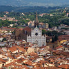 Florence from the tower of the Basilica di Santa Maria del Fiore