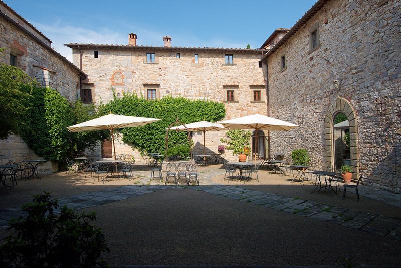 Hotel Castello di Spaltenna in Gaiole in Chianti