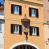 Buildings near the Piazza di Spagna (Spanish Steps)