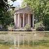 Villa Borghese - Aesculapius Temple