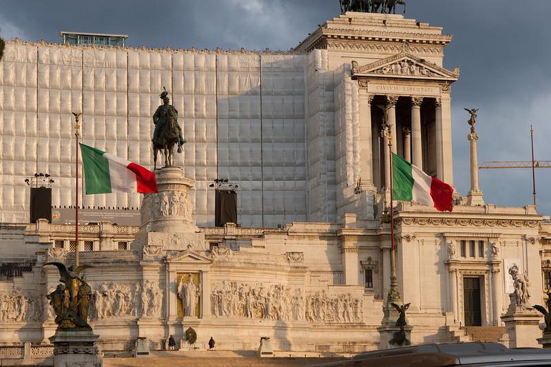 Area around Ancient Rome
