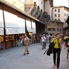 Via Por Santa Maria near the Ponte Vecchio