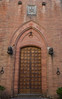 Entance chapel
