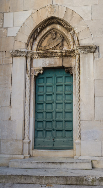 Door of the Cathedral (Duomo)