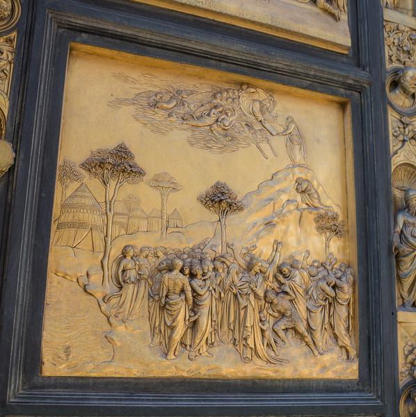 Ghiberti, East door 1425-1452