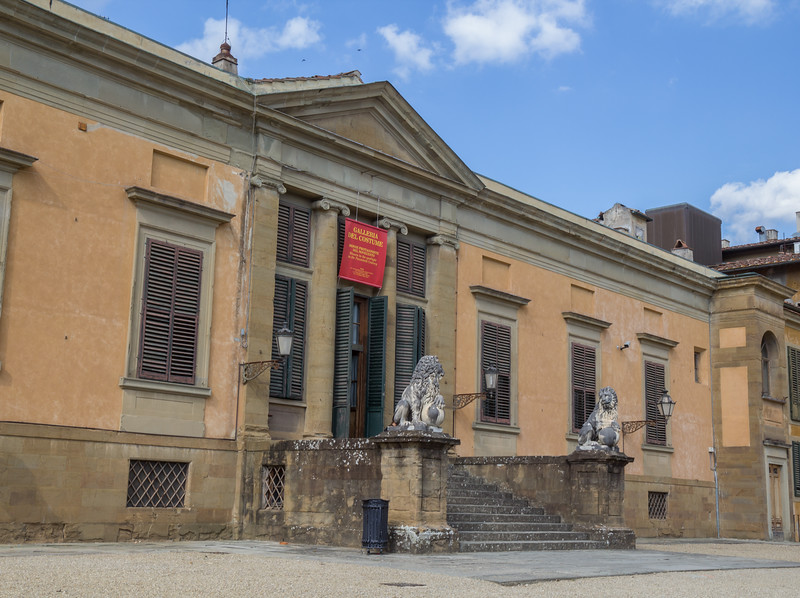 Galleria del Costume, Florence