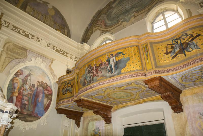 The Baptistery of Pietrasanta