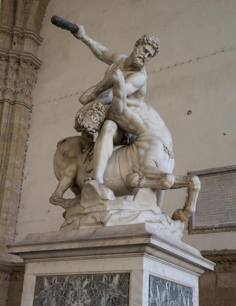 Hercules and Nessus (1599)