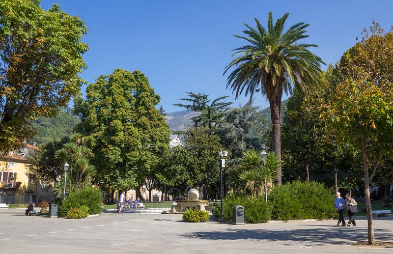 Carrara City Park