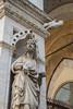 statue, Palazzo Pubblico, Siena