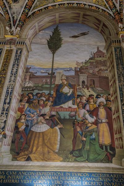 The Piccolomini Library