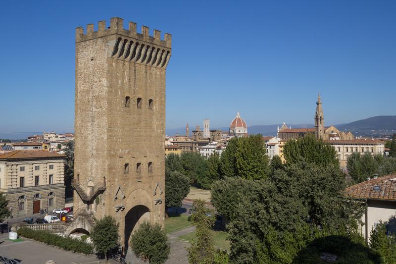 The Tower of San Niccolò