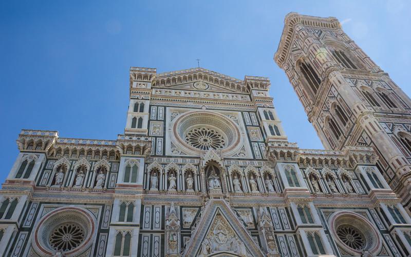 Front Duomo