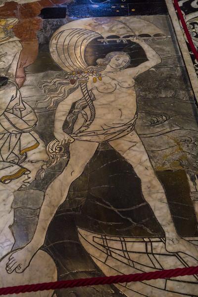 Inlaid marble Mosaic Floor