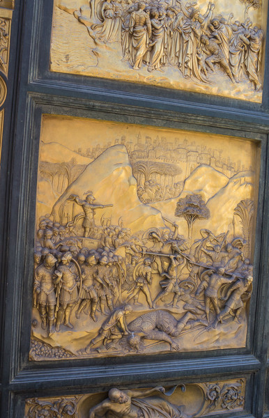 Ghiberti, East door 1425-1452