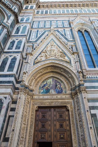 Entance door, Duomo