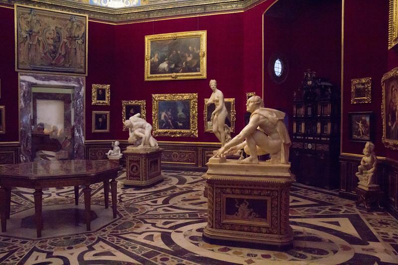 The Tribune, Medici's