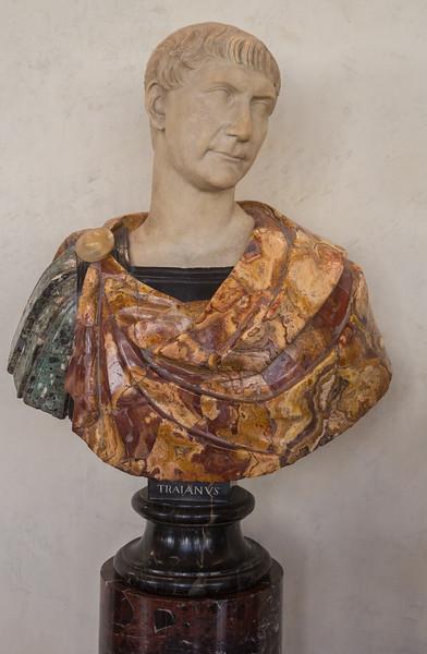 Buste,  53-116 d. C.
