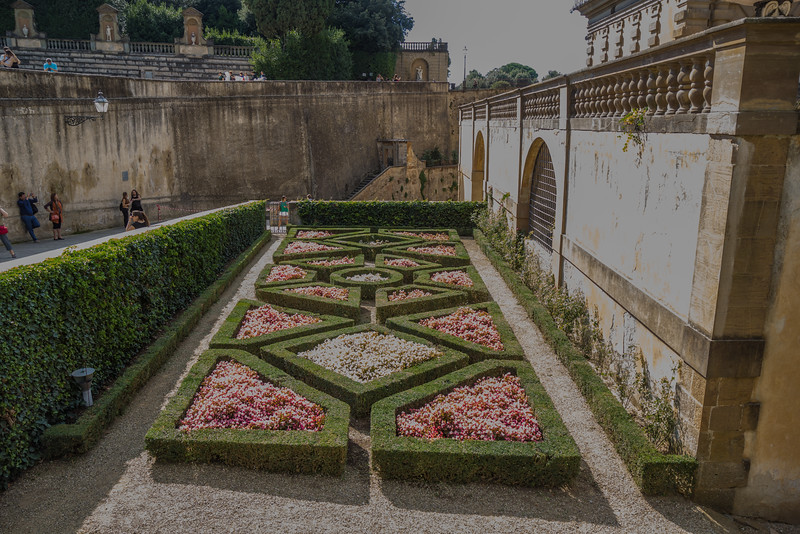 Border Palazzo Pitti