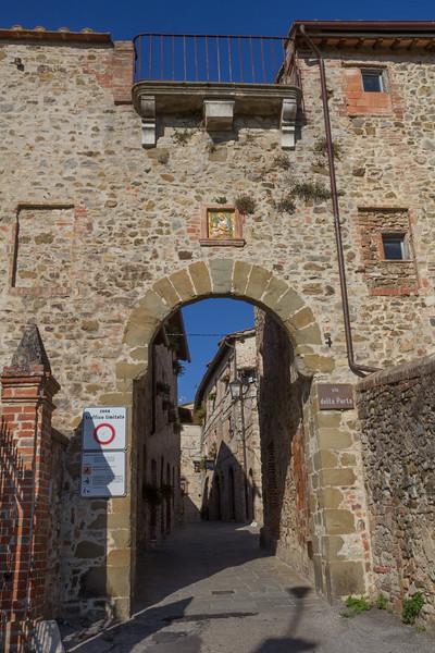 La porta principale