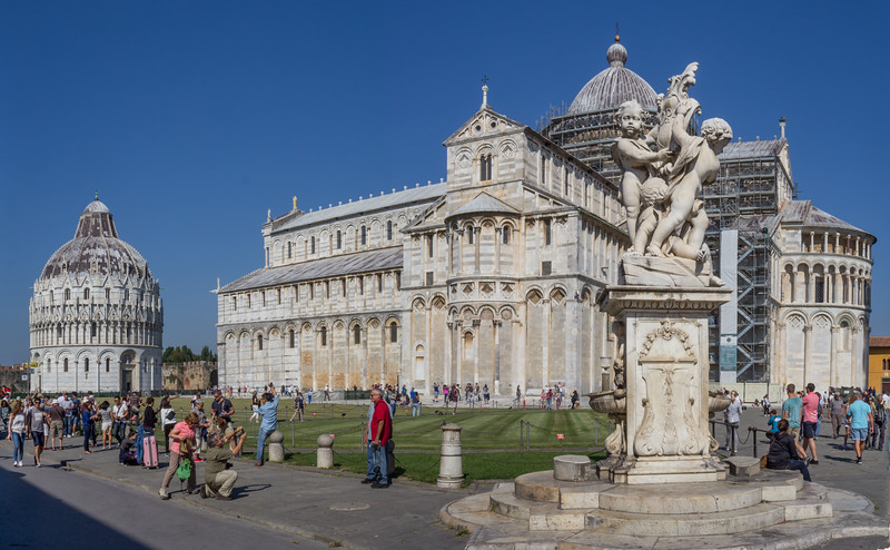Battistero and Duomo