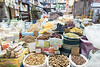 Dried fruit and nut stall