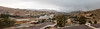 View of new Petra from the hotel