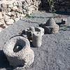 These very obviously purpose formed stones were in the courtyard of the entrance. I didn't manage to ask a guide what they were for/part of.