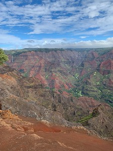 Another shot of Wimea Canyon.