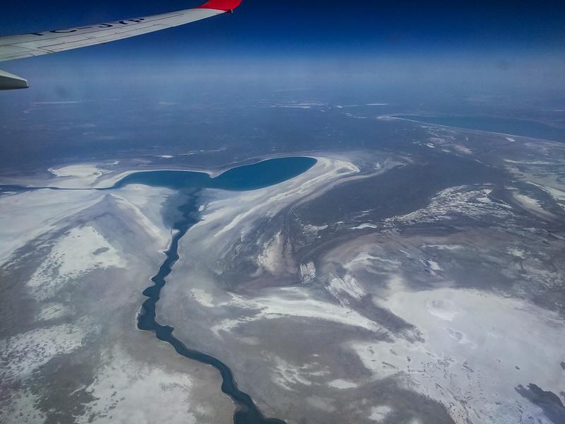 Aral Lake