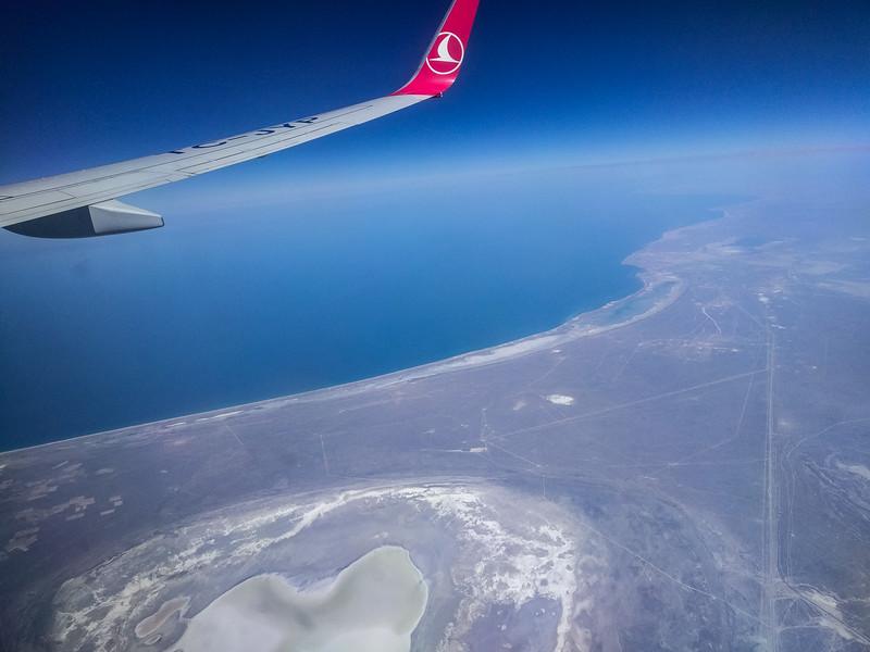 Caspian Sea, West Kazakhstan