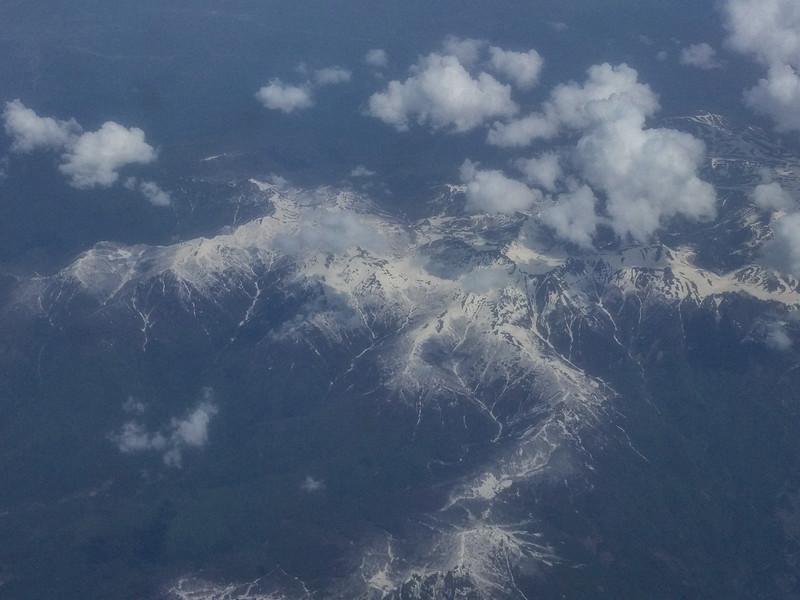 Caucasus mountains, Armenia-Georgia