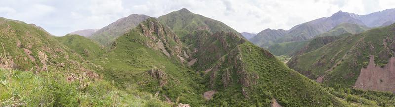 Merke Valley