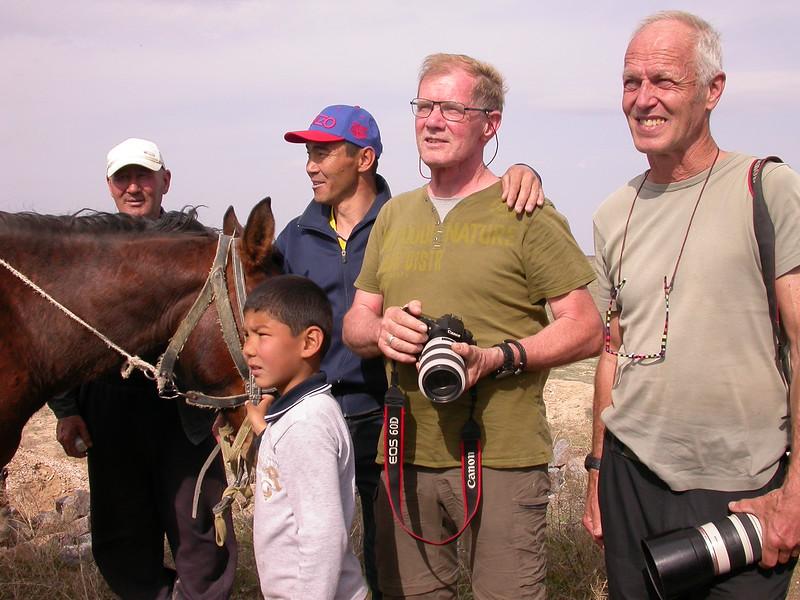 paardensport bij Kumkent
