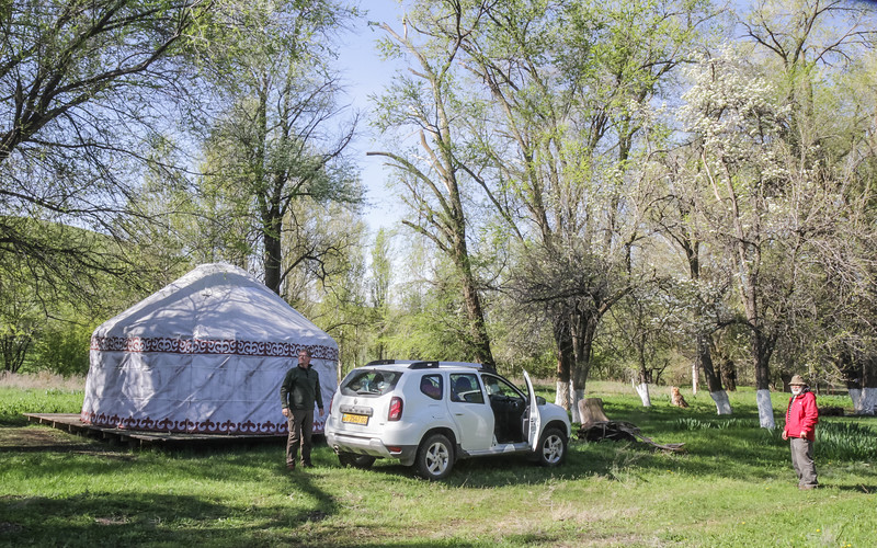 Campground, April, 18-19 th 2018