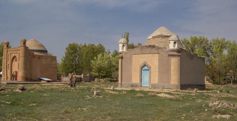 Shokay Datka's Mausoleum