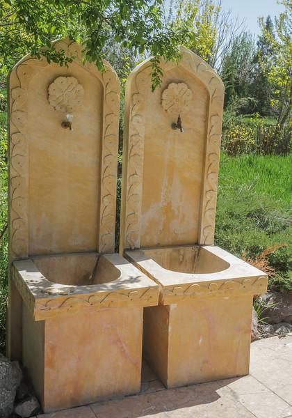 Aisha Bibi Mausoleum near Taraz,  loc K