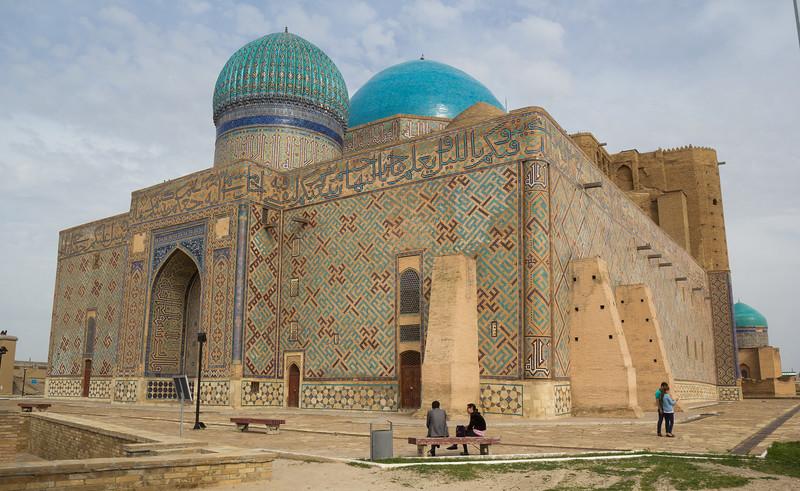 Mausoleum of Khoja Ahmed Yasawi