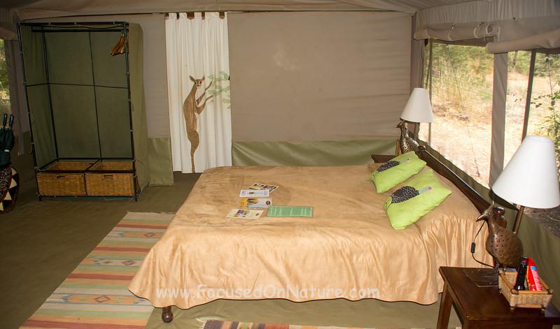 Porini Amboselli Tent