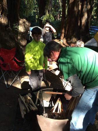 Kids Camping Memorial County 2016