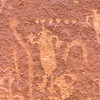Petroglyphs Upstream from the Turks Head