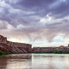 Stormy Sky - Labyrinth Canyon