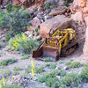 Abandoned Uranium Mining Equipment - Bowknot Bend