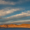 Lake Powell - Golden Hour from Houseboat